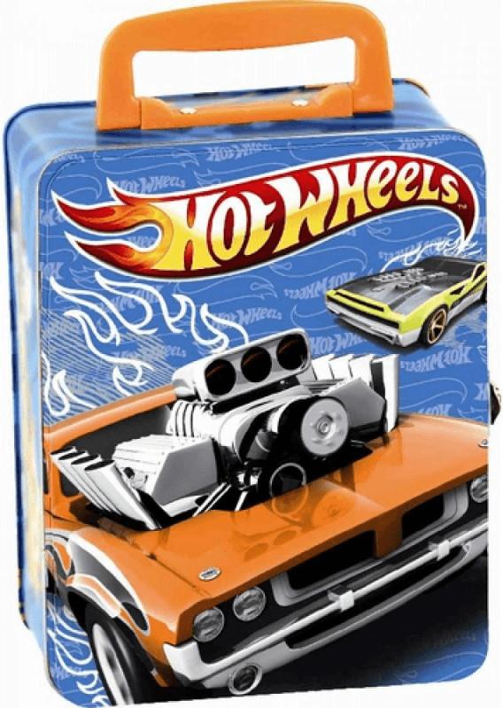 Hot Wheels Autosammelkoffer für 18 Autos