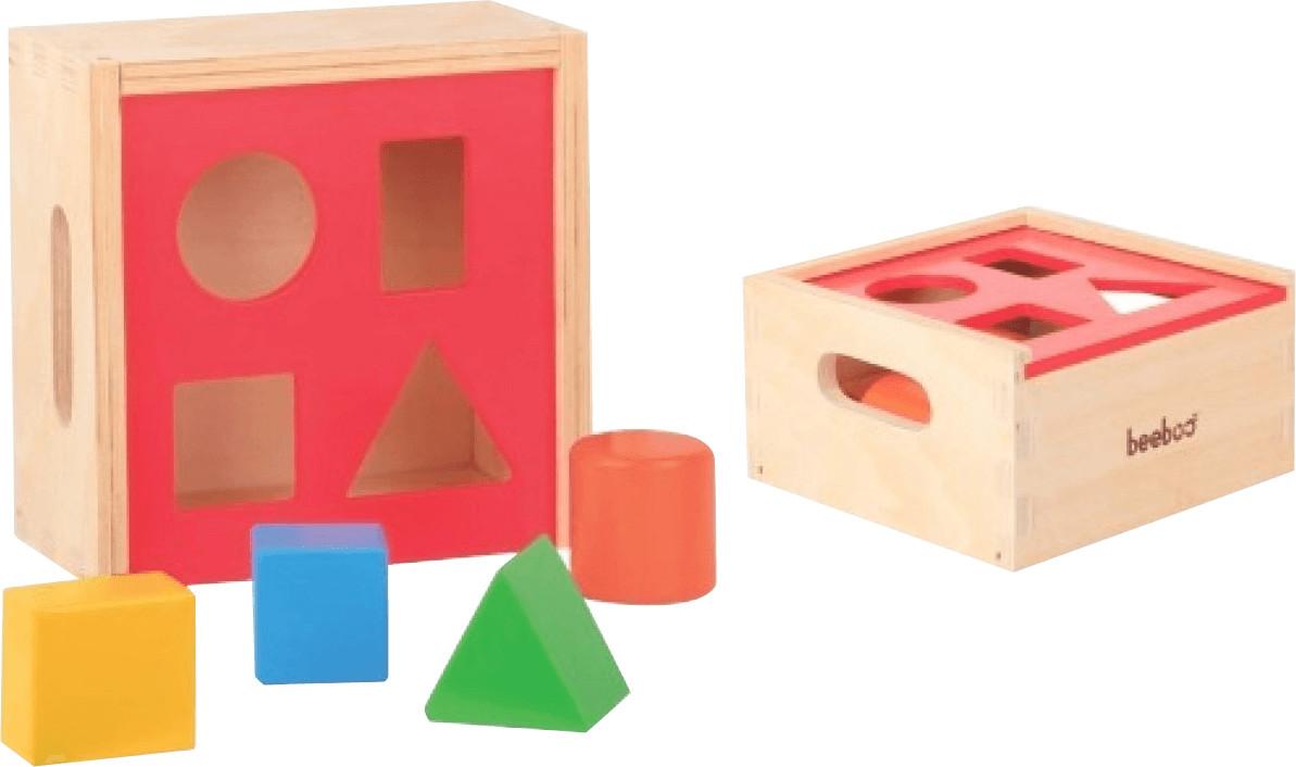 Beeboo Holzsteckbox (1975)