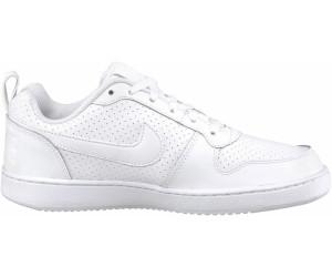 free shipping d7c78 6ef59 Nike Court Borough Low Wmns white/white ab 40,99 € | Preisvergleich ...