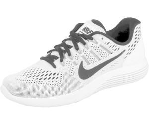 bb78aac101d Buy Nike Lunarglide 8 Women white black from £93.90 – Best Deals on ...