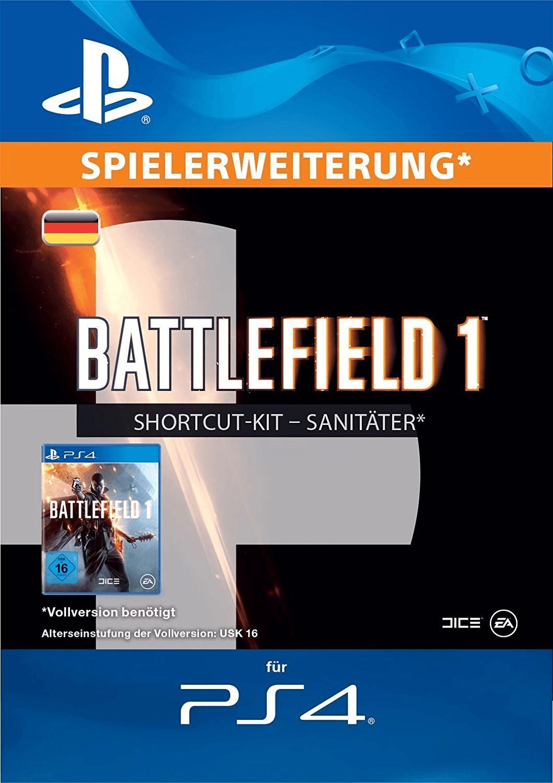 Battlefield 1: Shortcut-Kit (Add-On)
