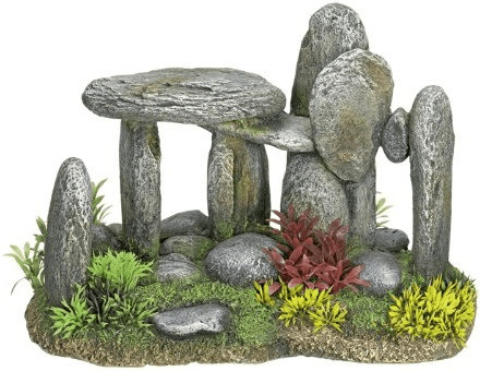 Nobby Aqua Ornaments Steine mit Pflanzen (28364)