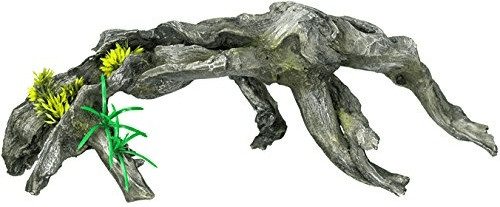 Nobby Aqua Ornaments Holz mit Pflanzen (28454)