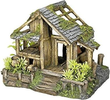 Nobby Aqua Ornaments Haus mit Pflanzen (28511)
