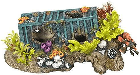Nobby Aqua Ornaments Container mit Korallen mit...