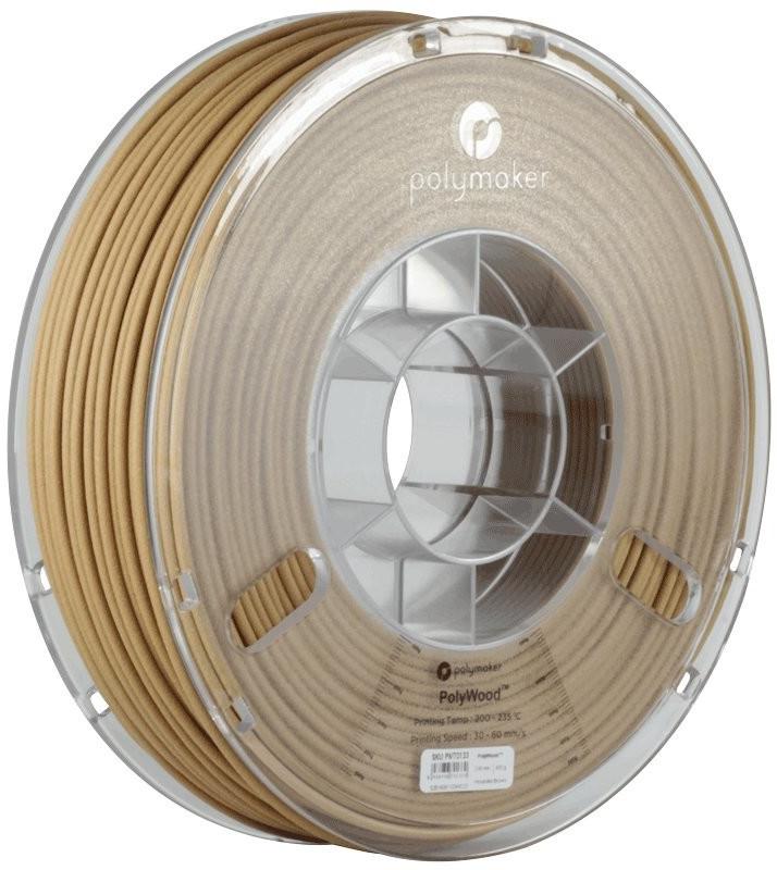 Polymaker PolyWood - 1,75 mm / 300 g