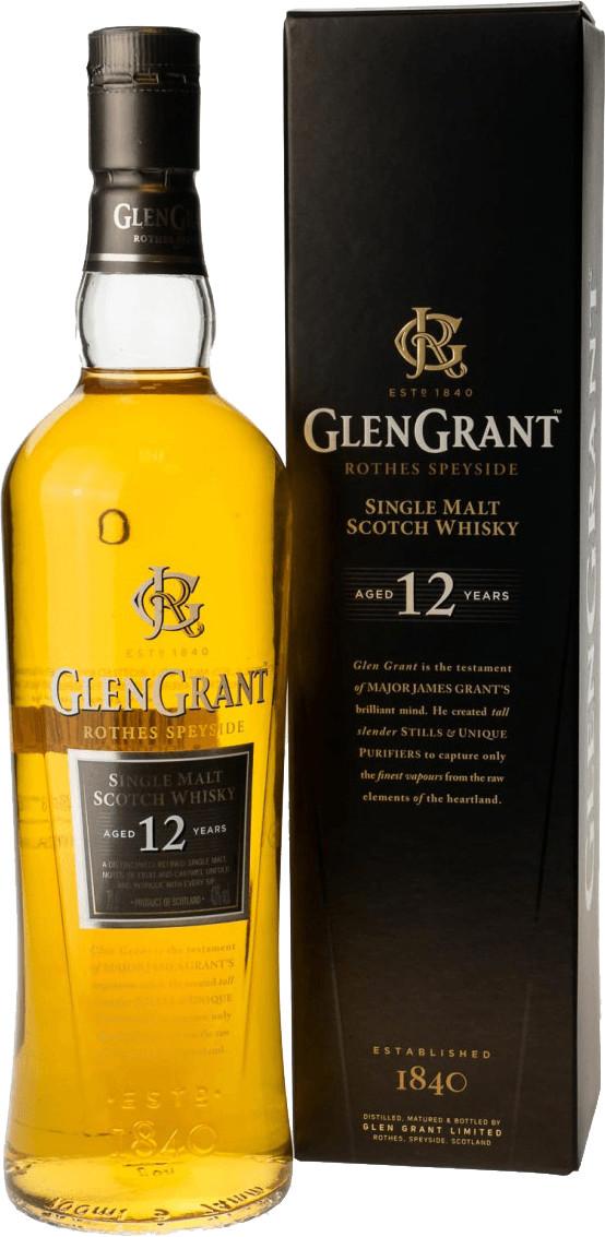 Image of Glen Grant 12 Years 0,7l 43%