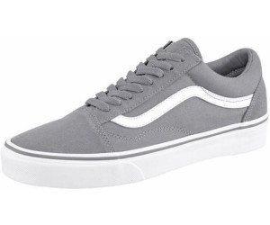 vans old skool canvas grey