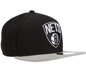 c8821a0e3fc2b New Era Brooklyn Nets NBA Basic 59FIFTY black grey ab € 25