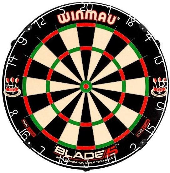 Winmau Dartboard Original Blade 5 Dual Core