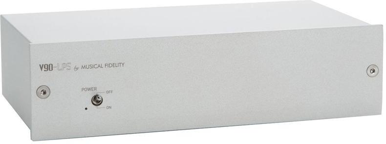 Musical Fidelity V90-LPS silber