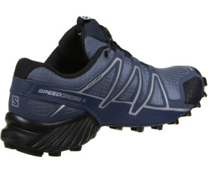 2e01d1dc0fa1 Buy Salomon Speedcross 4 Running Shoes slate blue black blue yonder ...