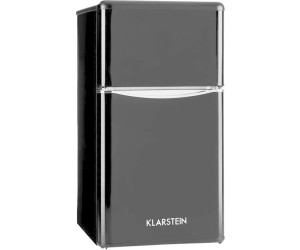 Klarstein Kühlschrank Retro : Klarstein monroe kühl gefrierkombination ab