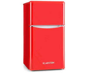Retro Kühlschrank Gefrierkombination : Klarstein monroe kühl gefrierkombination ab