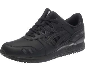 ASICS Gel lyte Iii BLACK ASICS TIGRE Sneaker donna Low Scarpe da ginnastica