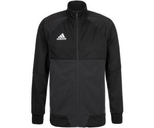 Adidas Tiro 17 Trainingsjacke Herren blackdark greywhite