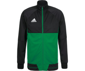 Adidas Tiro 17 Trainingsjacke Herren black green white ab 17,43 ... cbb017fe75