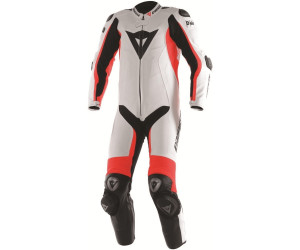 Dainese Dainese D-Air Racing Misano 1pc white/red