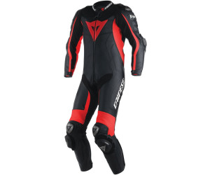 Dainese Dainese D-Air Racing Misano 1pc black/red