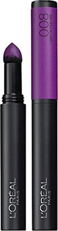 L'Oréal Indefectible Matt Lippen-Puder-Stift - 008 Gotta Feeling (10ml)