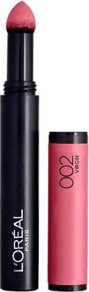 L'Oréal Indefectible Matt Lippen-Puder-Stift - 002 Virgin (10ml)
