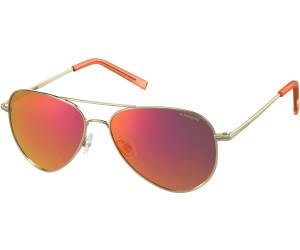 Polaroid Sonnenbrille » PLD 6012/N«, goldfarben, J5G/JY - gold/blau