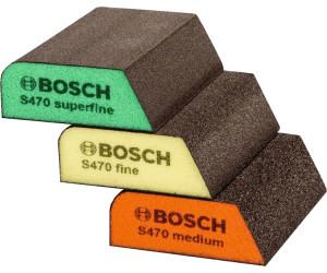 Bosch Schleifschwamm Set 3 Teilig Best For Profile 2608621252
