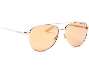 MICHAEL KORS Michael Kors Damen Sonnenbrille »HVAR MK5007«, rosa, 104525 - rosa/blau