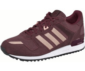 the best attitude 16834 ce709 Adidas ZX 700 W maroonhaze coralnight red