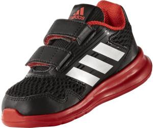 Adidas AltaRun I core black/silver metallic/core red