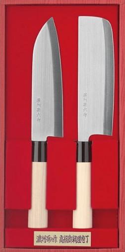 Herbertz Japanisches Kochmesser-Set 2 tlg.