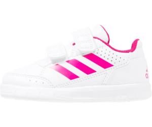 Adidas AltaSport I footwear white/bold pink