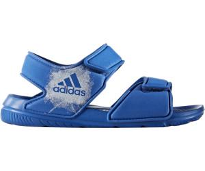 Adidas AltaSwim K bluefootwear white au meilleur prix sur