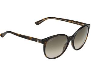 Gucci Sonnenbrille 3722/S HA (55 mm) havanna 1eWWQpw