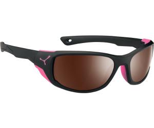 Cébé Sonnenbrille 'Jorasses', M, matt schwarz polarisiert