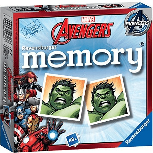 Ravensburger Marvel Avengers - Memory Game (22313)