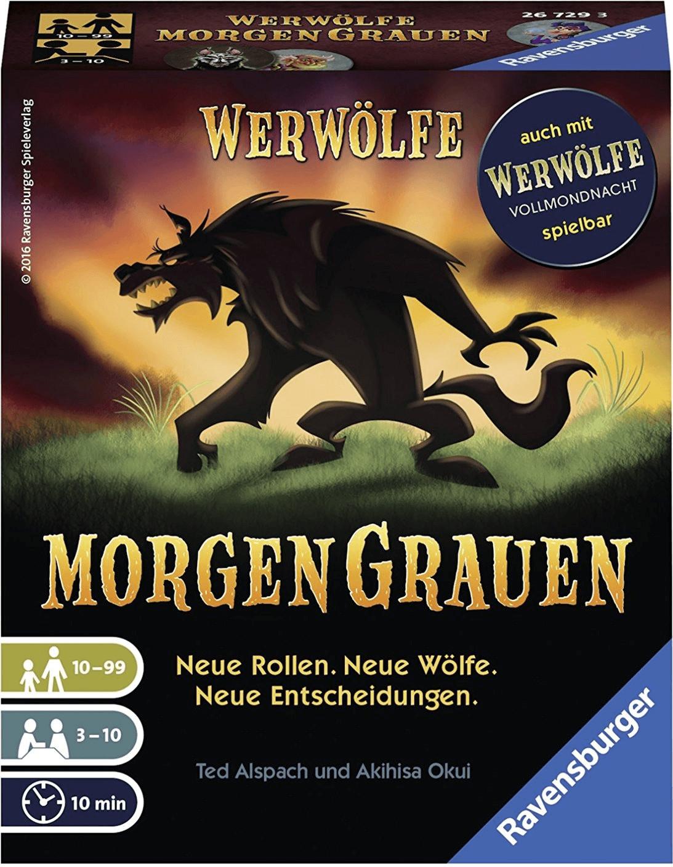 Ravensburger Werwölfe Morgen Grauen (26729)