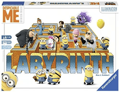 Ravensburger Despicable Me Labyrinth (26730)
