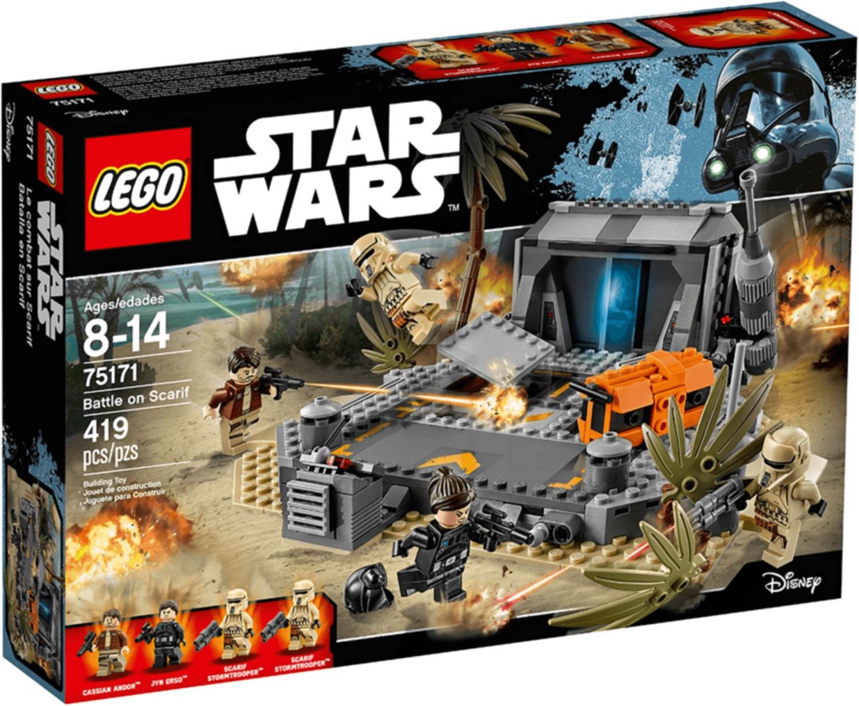 LEGO Star Wars - Kampf im Strandbunker (75171)