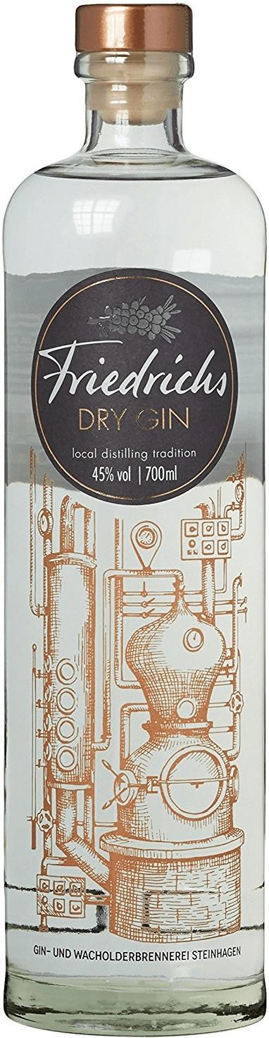 Friedrichs Dry Gin 0,7l 45%