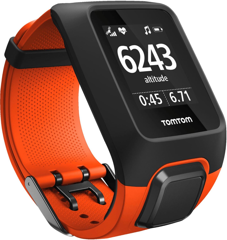 TomTom Adventurer orange