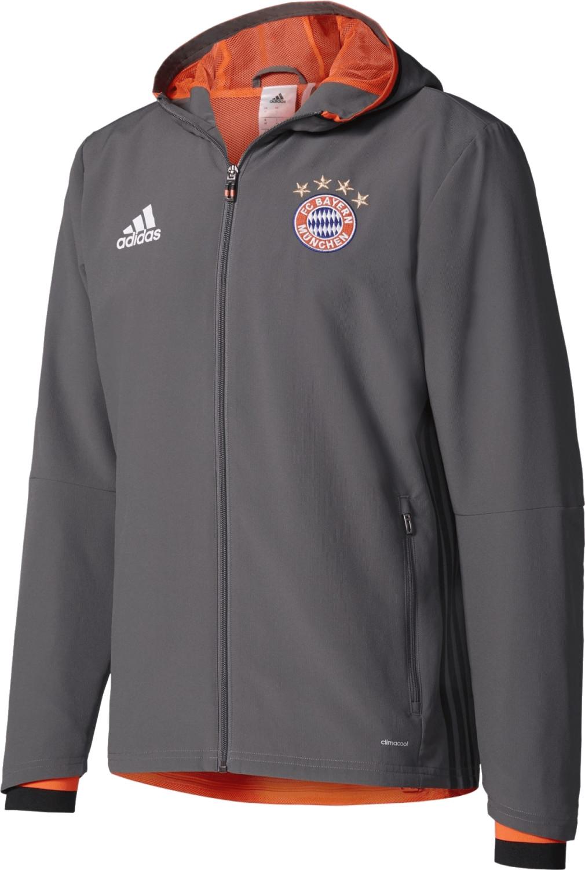 Adidas FC Bayern München Performance Präsentati...