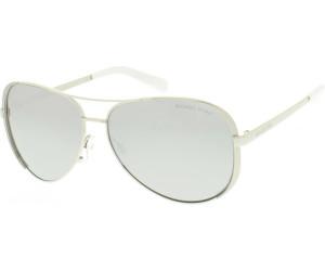 Michael Kors Chelsea Sonnenbrille Gunmetal 1001Z3 Polarisiert 59mm 7jkdzV0