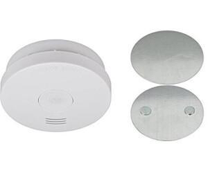 Brennenstuhl Rauchwarnmelder RM L 3100 Rauchmelder mit integrierter Batterie