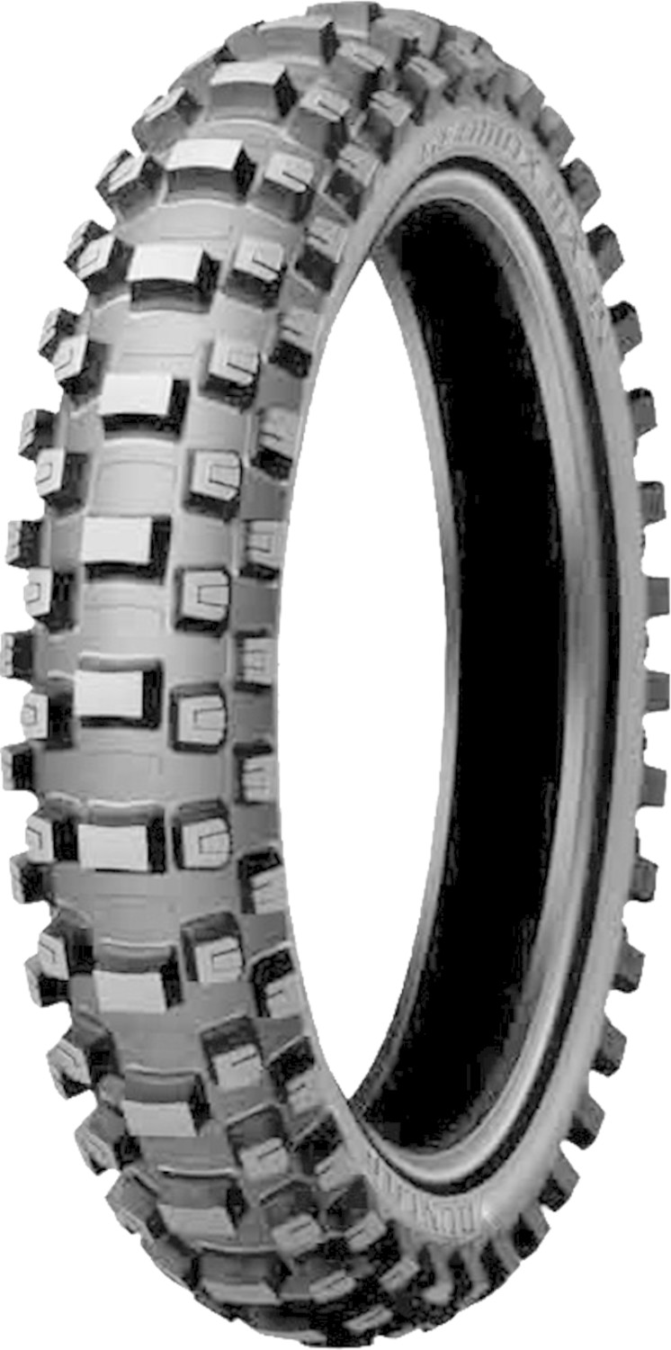 Image of Dunlop Geomax MX3S 110/100-18 64M