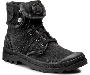 Palladium Pallabrouse Baggy Black Black Metal Au Meilleur