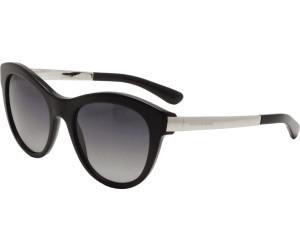 DOLCE & GABBANA Dolce & Gabbana Damen Sonnenbrille »SICILIAN TASTE DG4243«, schwarz, 501/T3 - schwarz/grau
