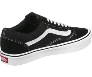 Vans Old Skool Lite suedecanvas blackwhite ab 55,30