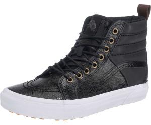 leather vans sk8 hi