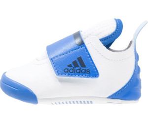 Adidas Baby shoe footwear white/collegiate navy/blue
